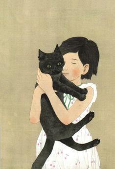 Illustration by Japanese manga artist Taiyō Matsumoto (松本大洋, b. 1967)