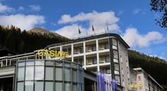 Hotel Europe Davos Situated right in the centre of Davos Platz at the main street, the Hotel Europe offers an indoor pool, a sauna, a fitness area, a restaurant, a piano bar, the Cabana discotheque and the Cava club. Free WiFi is available in all areas.