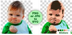 Converting Jpg to vector file format is the only way to get smooth, flawless lines throughout a digital image. Convert your Jpeg into Vector in hours. Convert Image To Vector, Jpg To Vector, Raster To Vector, Vector File, Silhouette Vinyl, Silhouette Projects, Vector Converter, Cricut Tutorials, Cricut Ideas