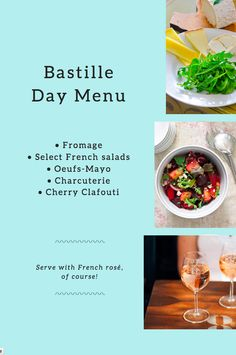 Easiest Bastille Day Party Ever