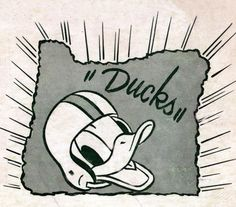 "Oregon football ""Ducks"""