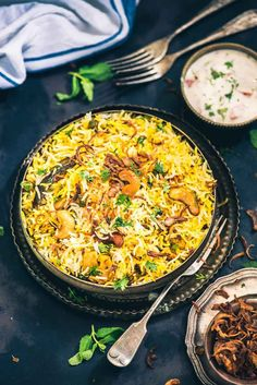 Hyderabadi Vegetable Dum Biryani, restaurant style veg dum biryani recipe, how to make veg biryani at home, veg biryani recipe step by step, easy veg biryan Vegetable Biryani Recipe, Vegetable Recipes, Veg Biryani Recipe Indian, Vegetarian Biryani, Vegetarian Food, Vegan Food, Food Food, Healthy Food, Veg Dishes