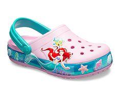 250e27d4b Kids  Crocband™ Princess Ariel Clog