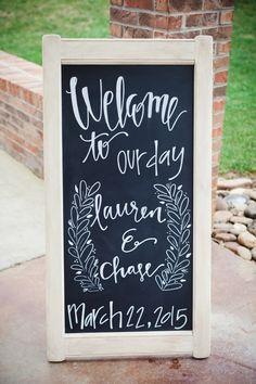 chalkboard-wedding-welcome-sign.jpg (600×900)