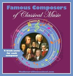 This is a WONDERFUL program on famous composers of classical music! We have been enjoying it so much!