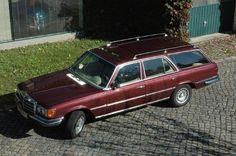 1979 Mercedes Benz 300SD Crayford Estate