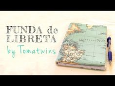 10 original and inexpensive ideas for lining your notebooks - woman of return to class has arrived and you will probably get a little tired after these fun vacations . Youtube Happy, Diy Agenda, Fabric Book Covers, Patchwork Tutorial, Mini Album Tutorial, Small Notebook, Book Binding, Book Journal, Couture