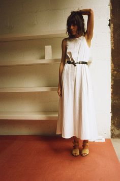 CHRISTOPHE LEMAIRE - SPRING 2014 - Maryam Nassir Zadeh