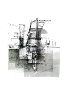 Yannick Scott #architecture #design #drawing Pinned by www.modlar.com
