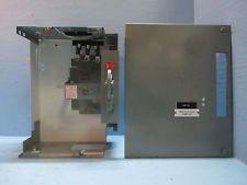 "Allen Bradley AB 2100 Centerline 400 Amp Breaker Type 18"" Feeder MCC Bucket 400A. See more pictures details at http://ift.tt/29zKa9f"
