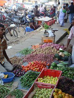 Kochin & Goa, India