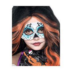 girls skelita calaveras costume deluxe monster high - Skelita Calaveras Halloween Costume