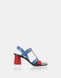 0223008354ae High-heeled sandals - JIL SANDER Online Store Jil Sander