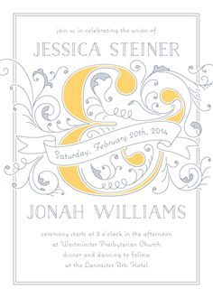 Make an Impression! Letterpress Wedding Challenge Special Prizes announced on minted.com/julep