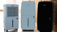 Choosing the right size of dehumidifier