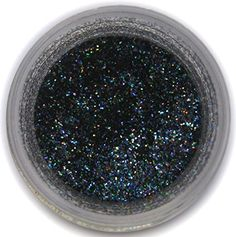 Super Black Disco Dust, 5 gram container *** Check this awesome product by going to the link at the image.