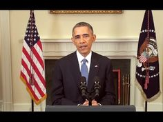 "President Obama Delivers a Statement on Cuba - ""Todos somos Americanos."""