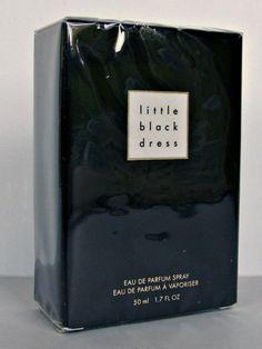 Avon Little Black Dress Eau de Parfum Spray for Women NEW 1.7oz Discontinued EDP