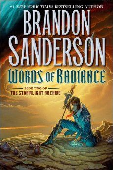 Words of Radiance (The Stormlight Archive, Book 2): Brandon Sanderson: 9780765326362: Amazon.com: Books