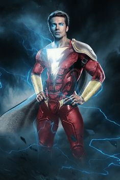DC Comics Upcoming Shazam Movie What we know about Shazam Played By Zachary Levi - DigitalEntertainmentReview.com