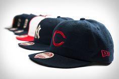 New Era Heritage Caps