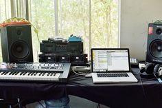 In the Studio: Matthewdavid | XLR8R http://www.xlr8r.com/gear/2012/07/in-the-studio-matthewdavid
