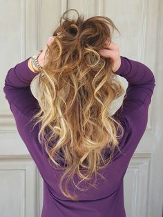 fancy bun hairstyles : Fabulous Hair Part 2: The Products - The OP Life