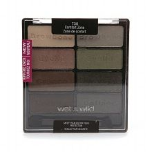EWG's Skin Deep® Cosmetics Database Rating for Wet 'n Wild Color Icon Collection Eyeshadow Set, Comfort Zone 738 formulation). Neutral Eye Makeup, Neutral Eyes, Wet N Wild Cosmetics, Eyeshadow Set, Eyeshadow Palette, Icon Collection, Vegan Beauty, Drugstore Makeup, Beauty Makeup