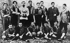 Genoa Cricket and Football Club, 1903. En este año gana su segundo campeonato de liga.