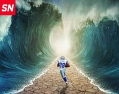 RESPECT: DeMarco Murray surprised the Dallas Cowboys offensive line yesterday w/ brand new $1300 iMacs because his running lanes look like-- @espn