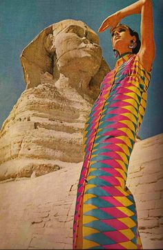 Harper's Bazaar, 1964 | Repinned by Temple Towels & Swim, www.templetowels.com
