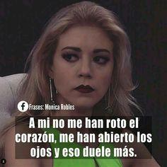 Mentalidad Mónica Robles