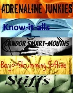 ~Divergent~ ~Insurgent~ ~Allegiant~ I KNOW WHAT THE FACTION NAMES ARE YOU KNOW-IT-ALLS!