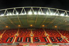 Thomond Park Munster Rugby, Uni, Ireland, Irish, Europe, Wallpapers, Park, Irish People, Wallpaper