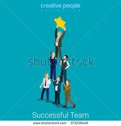 Image result for teamwork success illustration