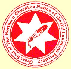 The seal of the Cherokee Nation Cherokee Symbols, Cherokee History, Cherokee Chief, Native American Cherokee, Native American Regalia, Cherokee Nation, Native American Photos, Indian Symbols, Native Indian