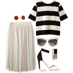 """""""165"""" by szum on Polyvore. summer party outfit"""