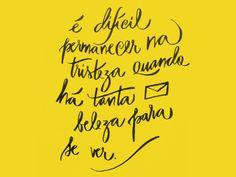 carta amarela #91 – clima