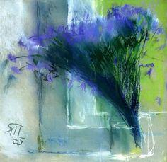 Tetyana Yablonska, Pastel on Paper Pastel Drawing, Pastel Art, Pastel Paintings, Women Artist, Digital Museum, Collaborative Art, Still Life Art, Botanical Art, Painting Inspiration