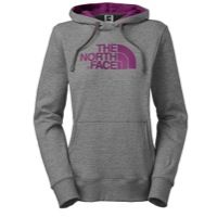 The North Face Half Dome Hoodie - Women's - Grey / Purple