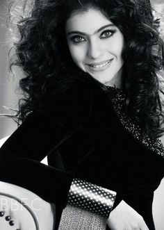 Kajol was criticised for her looks in the beginning of her career, but she never stopped believing in herself and made a mark in Bollywood with her great talent! That's why she is on our list of Exceptional Actress of Bollywood Beautiful Bollywood Actress, Beautiful Indian Actress, Indian Celebrities, Bollywood Celebrities, Bollywood Stars, Bollywood Fashion, Indian Actresses, Actors & Actresses, Most Beautiful Faces