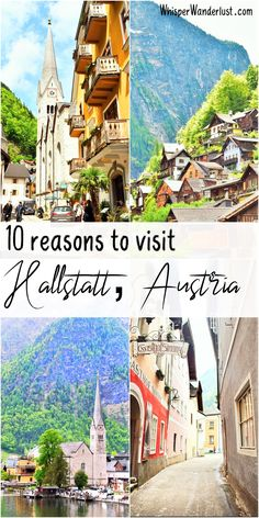 best things to do in Hallstatt, Austria | Hallstatt bucket list | best places to see in Austria | what to visit in Hallstatt | Hallstatt itinerary | reasons to visit Hallstatt Austria | Hallstatt top attractions | best village in Austria | most beautiful village in Austria #Hallstatt #Austria #visitHallstatt #Hallstattvillage #Hallstattaustria