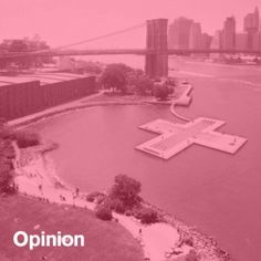 """""""Making something big happen at an urban scale  is more than a popularity contest"""""""