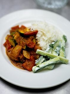 Vegetable Curry | Vegetables Recipes | Jamie Oliver Recipes