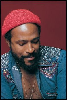 Marvin Gaye the man with the ability to feel any emotion from his songs