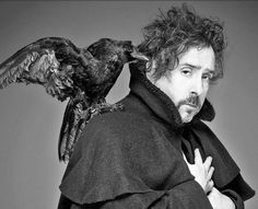 Tim Burton - My favorite director of all time.