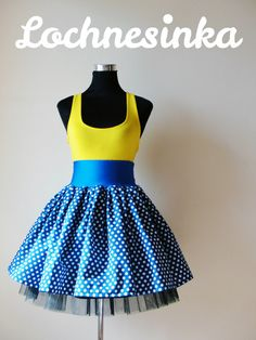 Sukýnka NESSIE DOT kolová no.11 Dots, Summer Dresses, Fashion, Stitches, Moda, Summer Sundresses, Fashion Styles, Fashion Illustrations, Summer Clothing