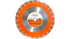 Gila Tools' Pro Cured Concrete Blade is one of the toughest blades in Gila's lineup of concrete diamond blades. It is engineered to provide the best cutting performance with maximum efficiency and value in a heavy-duty concrete cutting blade.     Designed...