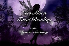Wiccan Moonsong: New Moon Readings Available