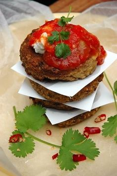 Fish Cakes – Sardines / pilchards – they make the healthiest fish cakes …I think!